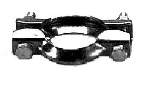 Хомут двостроннній - дiаметр всерединi 47 mm METALCAUCHO 04278