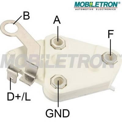 Регулятор генератора MOBILETRON VRD676