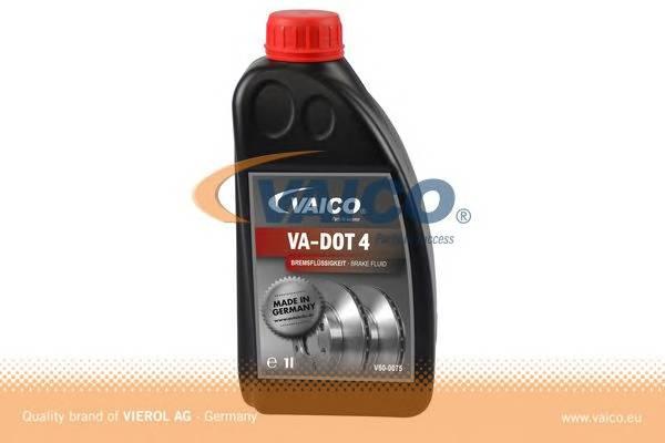 Гальмівна рідина DOT4, 1L VAICO V600075