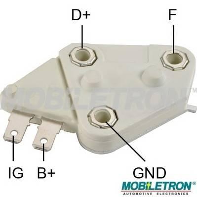 Реле-регулятор генератора MOBILETRON VRD668C