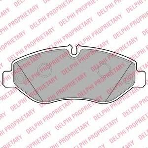 Гальмівні колодки, дискові ABE арт. LP2039