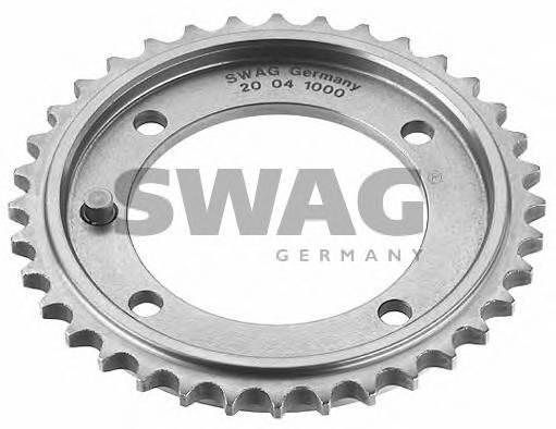 ЗВЕЗДОЧКА РАСПРЕДВАЛА BMW 2.5-3.5 M30 95 Z=36 SWAG 20041000