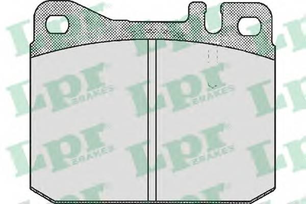 Тормозные колодки Тормозные колодки PAGID арт. 05P572