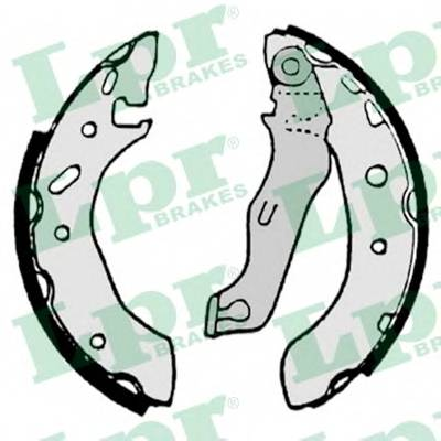 Тормозные колодки Тормозные колодки барабанные PAGID арт. 07175