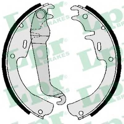 Тормозные колодки Тормозные колодки барабанные PAGID арт. 02540