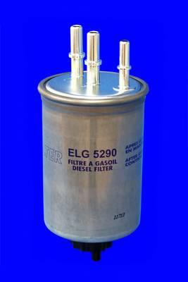 Фільтр паливний Ford Focus/Mondeo 1.8/2.0 TDCI 10/01- MECAFILTER ELG5290