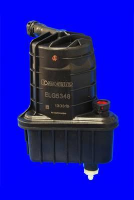 Фильтр топливный (с датчиком) Clio3/Modus K9K MECAFILTER ELG5348