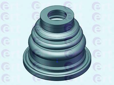 Пильник ШРУС гумовий  змазка ERT 500413