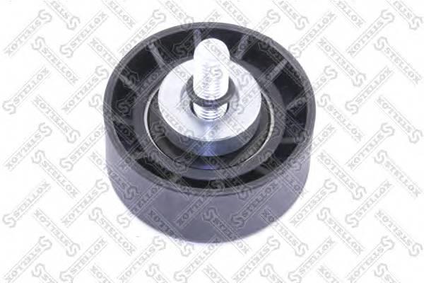 03-40321-sx_ролик обводной ремня генератора! peugeot 206306partner 1.9d 98 STELLOX 0340321SX