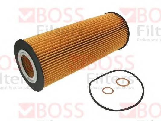 Масляные фильтры Фільтр масляний BOSSFILTERS арт. BS03018