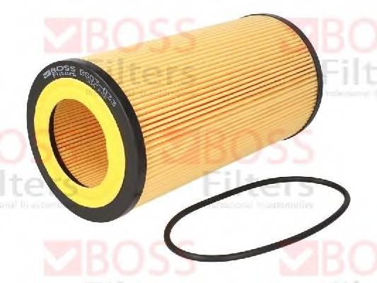 Масляные фильтры Фільтр масляний BOSSFILTERS арт. BS03033