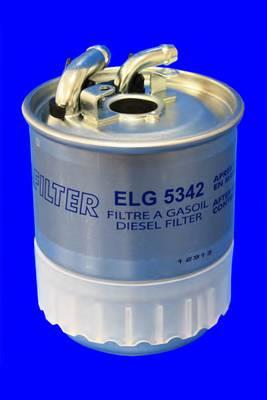 Фiльтр паливний (з отвором для датчика води)DB W169/204/211 Sprinter/Vito/Viano MECAFILTER ELG5342