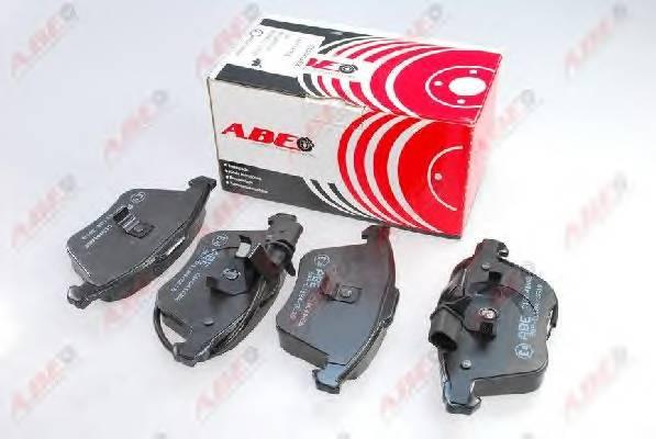 Гальмівні колодки, дискові ABE арт. C1A041ABE