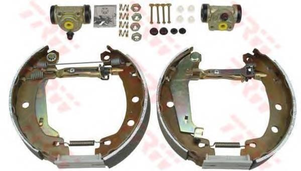 Тормозные колодки Тормозные колодки барабанные PAGID арт. GSK1060