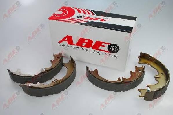 Тормозные колодки Гальмівні колодки, барабанні ABE арт. C02082ABE