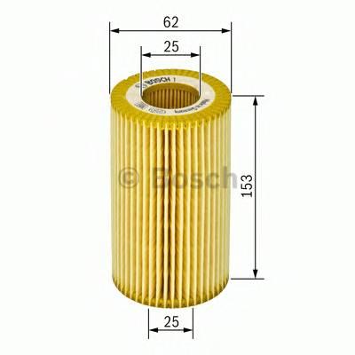 Масляные фильтры Фільтр масляний BOSCH арт. 1457429619