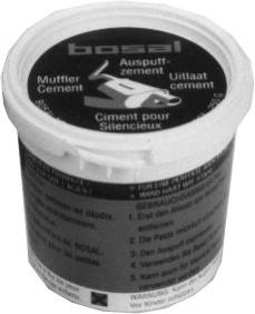 Герметики, клеи, жидкие прокладки Герметик (250гр.) BOSAL арт. 258011