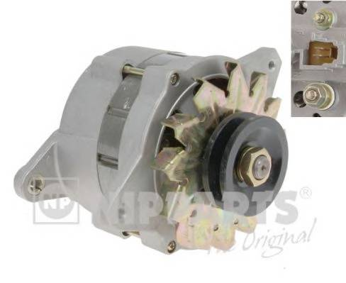 j5112003_генератор! 50a toyota carinacelicacorolla 1.6-2.0 78-91 NIPPARTS J5112003