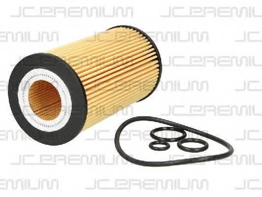 Масляные фильтры Фільтр масляний JCPREMIUM арт. B1M030PR