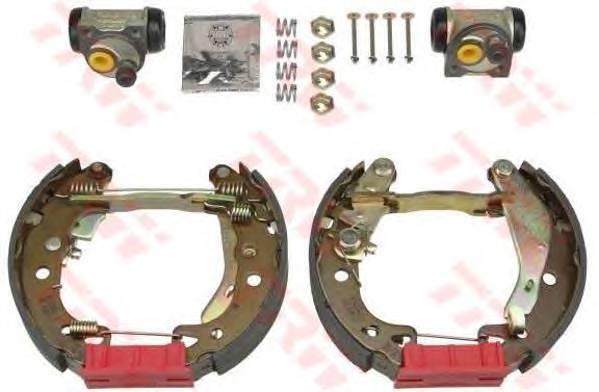 Тормозные колодки Тормозные колодки барабанные PAGID арт. GSK1139