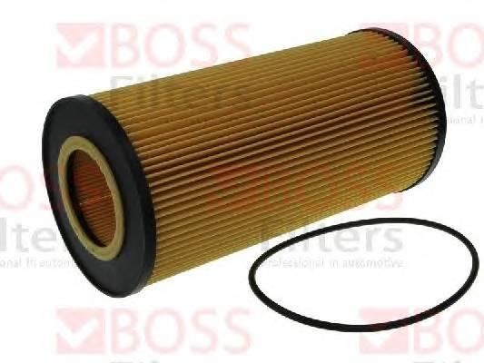 Масляные фильтры Фільтр масляний BOSSFILTERS арт. BS03008