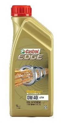 Масло моторное EDGE 0W40 A3/B4 1L (ACEA A3/B3, A3/B4, API SN/CF, VW 502 00/ 505 00, BMW Longlife-01, CASTROL 51947