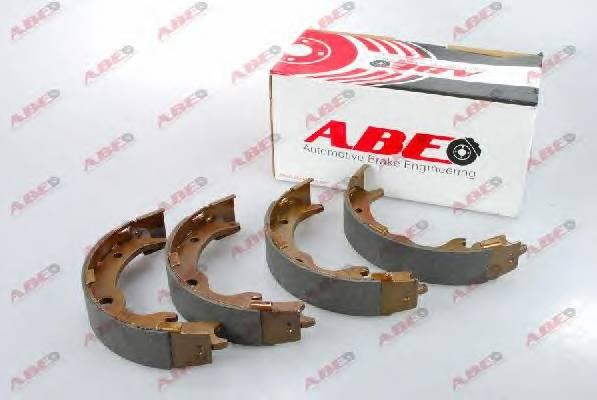 Тормозные колодки Гальмівні колодки, барабанні ABE арт. C04019ABE