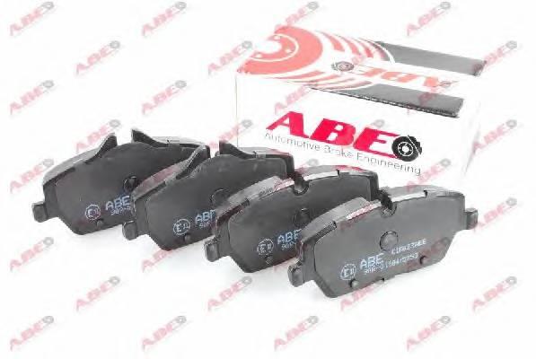 Гальмівні колодки, дискові ABE арт. C1B023ABE