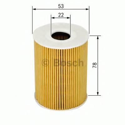 Масляные фильтры Фільтр масляний BOSCH арт. 1457429147