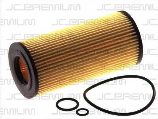 Масляные фильтры Фільтр масляний JCPREMIUM арт. B1M017PR