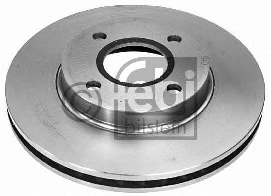 09.5707.10 Тормозной диск PAGID арт. 05645