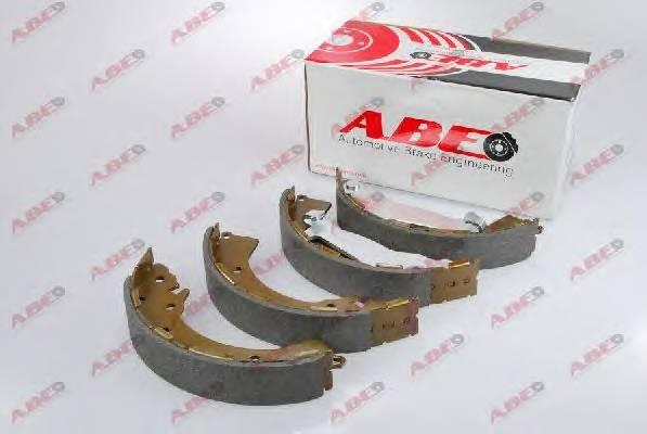 Тормозные колодки Гальмівні колодки, барабанні ABE арт. C00518ABE