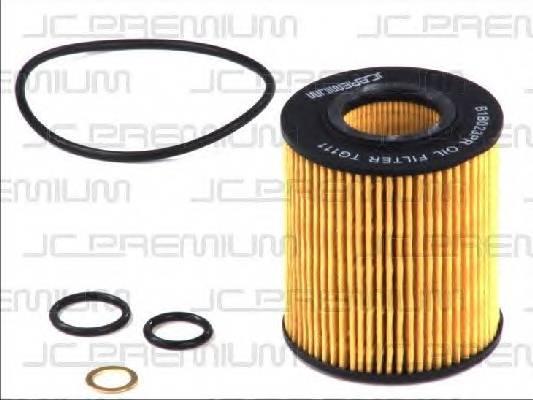 Масляные фильтры Фільтр масляний JCPREMIUM арт. B1B023PR
