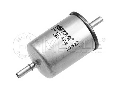 Топливные фильтры Топливный фильтр MEYLE арт. 6143230002