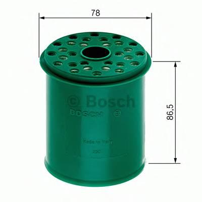 Топливные фильтры Топливный фильтр диз BOSCH арт. 1457431701