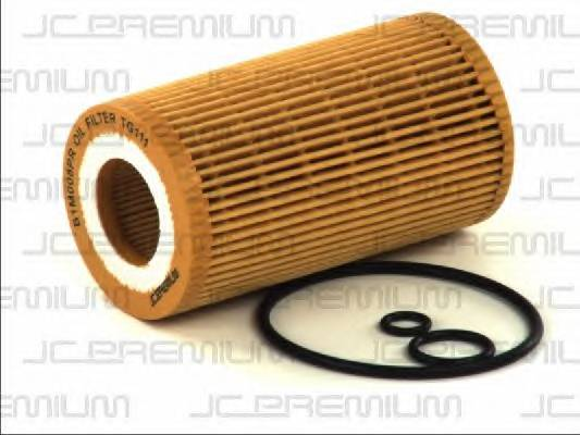 Масляные фильтры Фільтр масляний JCPREMIUM арт. B1M008PR