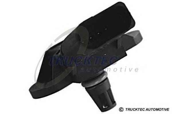 Датчик давления воздуха AUDI A3 1.6/2.0 FSI 03-, A3 Sportback 1.6/2.0 FSI 04-  \  SEAT ALTEA 1.6/2.0 TRUCKTECAUTOMOTIVE 0714044