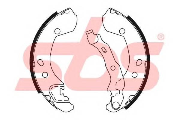 Тормозная система Гальмiвнi колодки, к-кт. PAGID арт. 18492722693