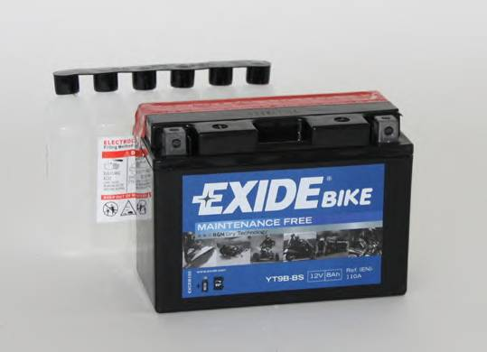 EXIDE - YT9BBS 0