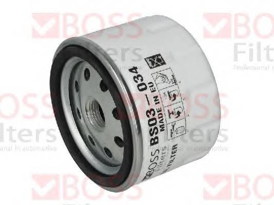 Воздушные фильтры Фільтр повітря BOSSFILTERS арт. BS03034