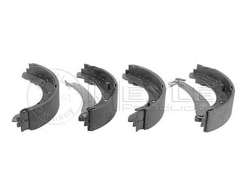 Тормозные колодки Тормозные колодки барабанные ABE арт. 2145330020