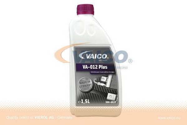 Антифриз-концентрат (G12+) -80 фіолетовий для VAG G012A8FA1/G12Plus 325.3 1.5L VAICO V600019