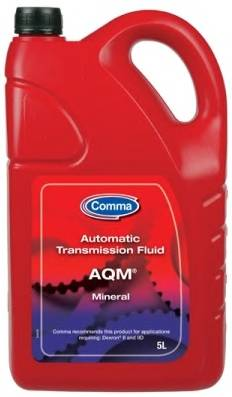 ATF Dexron II (AQM) 5L COMMA ATM5L
