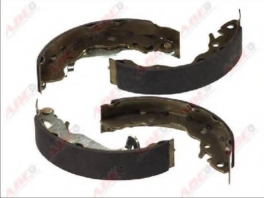 Тормозные колодки Гальмівні колодки, барабанні ABE арт. C00520ABE