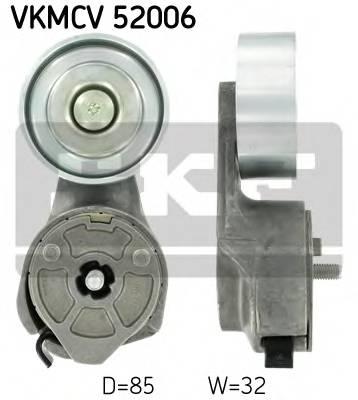 SKF - VKMCV52006 0