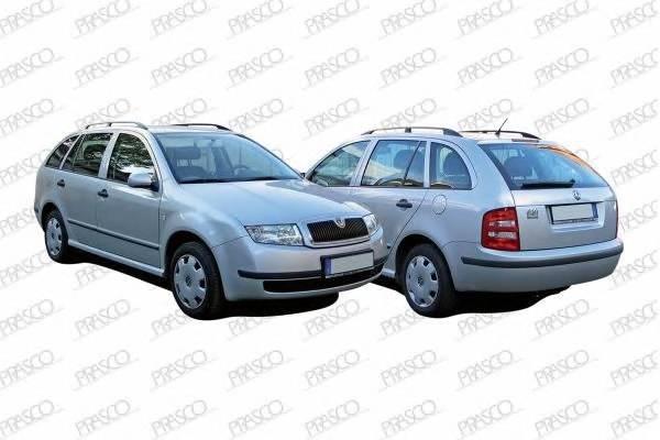 Защита двигателя / AUDI A1, SEAT, SKODA Fabia,Roomster,Rapid, VW Polo PRASCO SK3201930