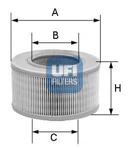 Фильтры воздуха салона автомобиля Повітряний фільтр JCPREMIUM арт. 3080600