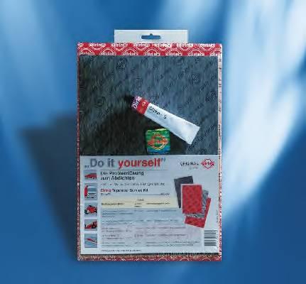 Герметики, клеи, жидкие прокладки Сервисный комплект для самостоятельного изготовления уплотнений (паранит+герметик) ELRING арт. 447100