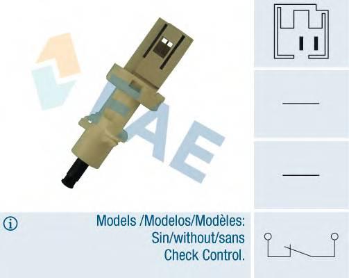 Выключатель стоп-сигнала FAE 24400