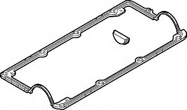 VALVE COVER GASKET, RUBBER ELRING 389420